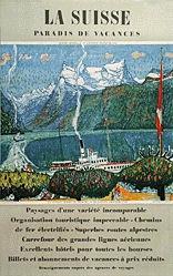 Carigiet Alois - La Suisse