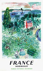 Dufy Raoul - France - Normandy