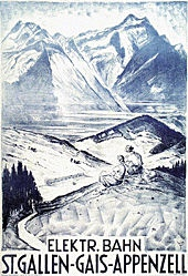Ehrbar Walter - St. Gallen - Gais - Appenzell