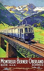 Elzingre Edouard - Montreux-Berner Oberland Bahn