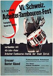 Erni E.+ H. - Schweiz. Arbeiter-Tamburen-Fest