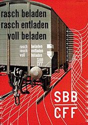 Erni Hans - SBB -