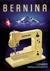 Erny Atelier - Bernina