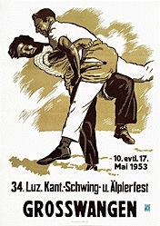 Gfeller Werner - Luz. Kant. Schwing- und Älplerfest