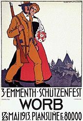 Henziross Eugen - Schützenfest Worb