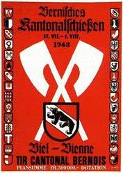 Hotz Hans - Bern. Kantonalschiessen Biel