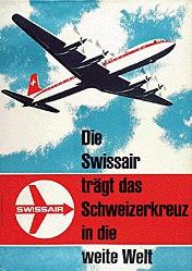 Lenz Eugen - Swissair