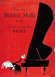 Leupin Herbert - Bühler, Hefti