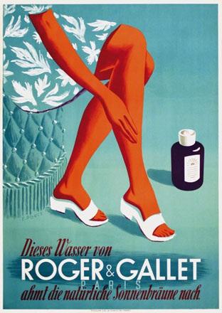 Poncy Eric - Roger & Gallet