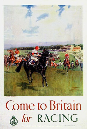 Edwards Lionel - Come to Britain for Racing