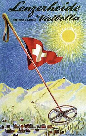 Gygax Franz - Lenzerheide