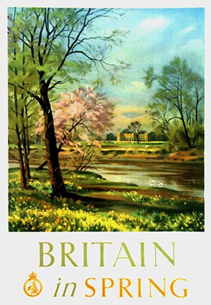 Towner Donald - Britain in spring