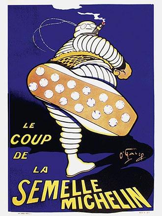 O' Galop (Rossillon Marius) - Michelin