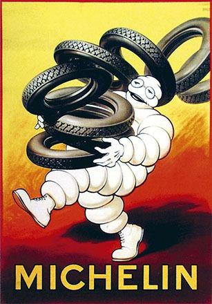 Anonym - Michelin