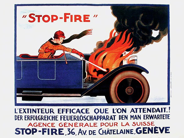 Anonym - Stop-Fire