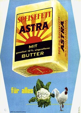 Allenbach Werner - Astra Speisefett