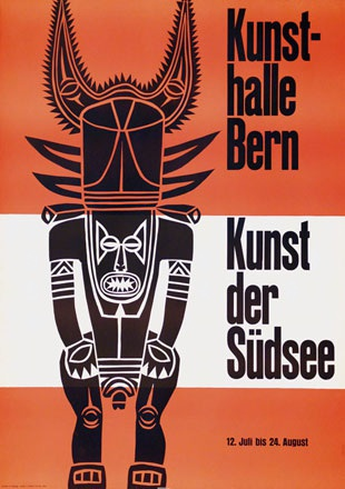 Flückiger Adolf - Kunst der Südsee