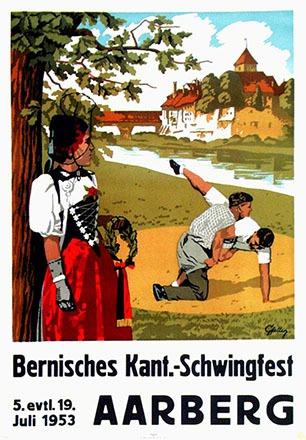 Gfeller Werner - Bernisches Kant.-Schwingfest