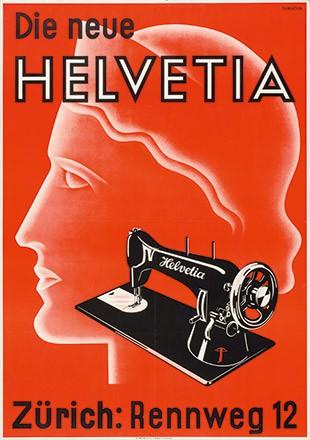 Handschin Johannes - Helvetia