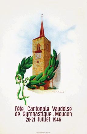 Michaud H. - Fête Cantonale Vaudoise