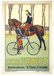 Vuillemin Ernest - Cycles Peugeot