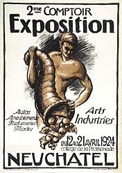 Robert-Tissot J. - Exposition