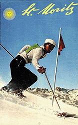 Schulthess Emil / Steiner Albert - St. Moritz