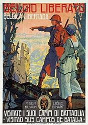 Sentrein J. - Belgio liberato