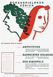 Steiner Heinrich - die Spielzeit 1946 - 47 beginnt