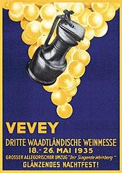 Anonym - Weinmesse Vevey