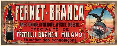 Anonym - Fernet-Branca