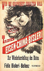 Anonym - Eisen-China-Bisleri