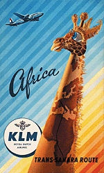 Anonym - KLM - Africa