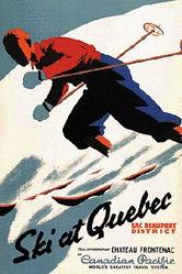 Anonym - Ski at Quebec