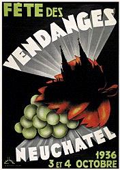 Bovet Paul - Fête des Vendanges
