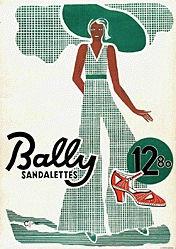 Chauvet E. - Bally Sandalettes