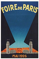 Commarmond Pierre - Foire de Paris