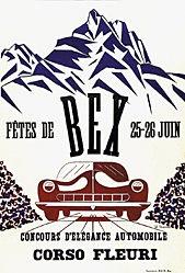 Deargens A. - Fête de Bex