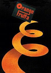 Diggelmann Alex Walter - Orange Frutta