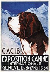 Elzingre Edouard - Exposition Canine