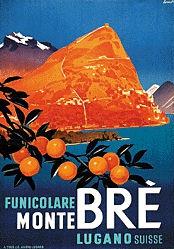 Ernst Otto - Funiculare Monte Brè