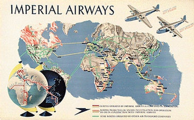 Gardner James - Imperial Airways