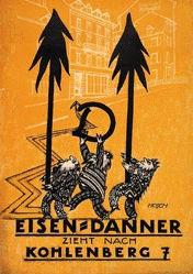 Hosch Paul - Eisen Danner