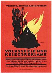 Kersting W. - Volksseele und Kriegsreklame