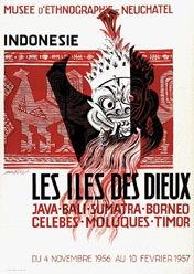 Maire Ferdinand - Indonesie - les iles des dieux