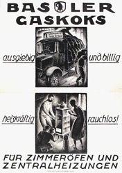 Mangold Burkhard - Basler Gaskoks (2-teilig)
