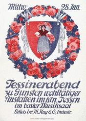 Mangold Burkhard - Tessinerabend
