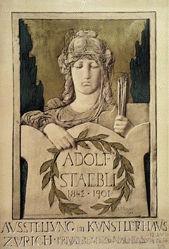Meyer Albrecht - Adolf Staebli