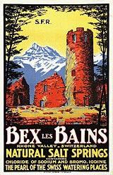 Michaud René - Bex les Bains