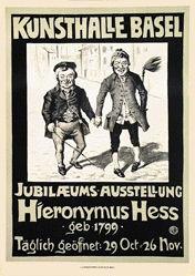 Beurmann Emil - Hieronymus Hess